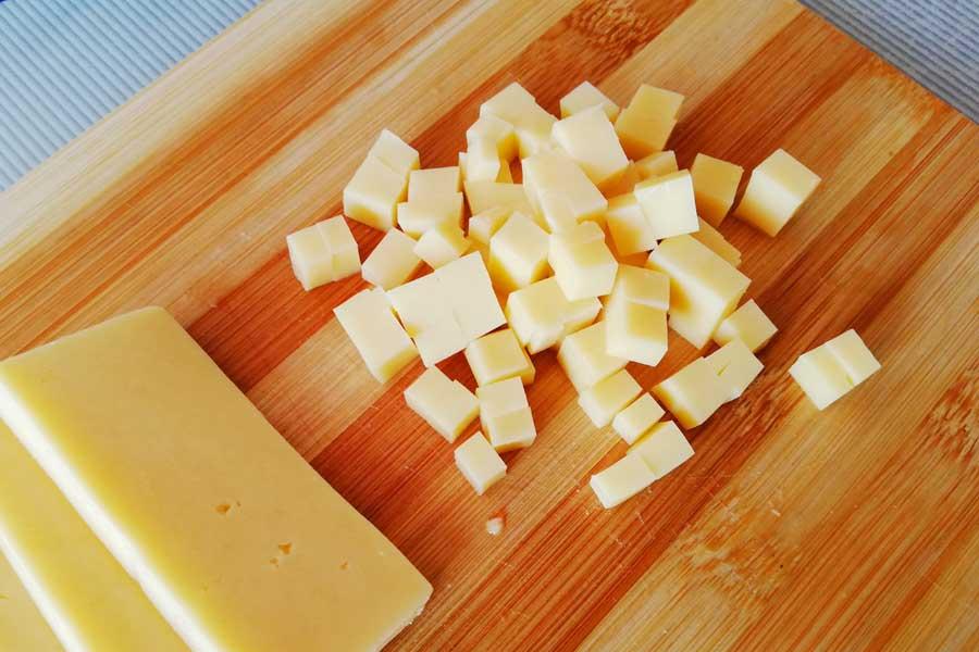 Сыр для Мексики можно взять любой