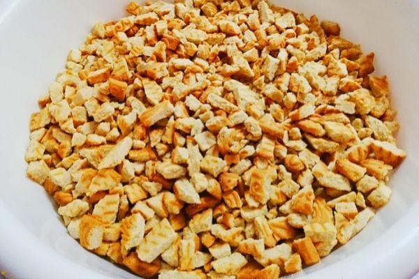 Подготовленое печенье убираем в сторону
